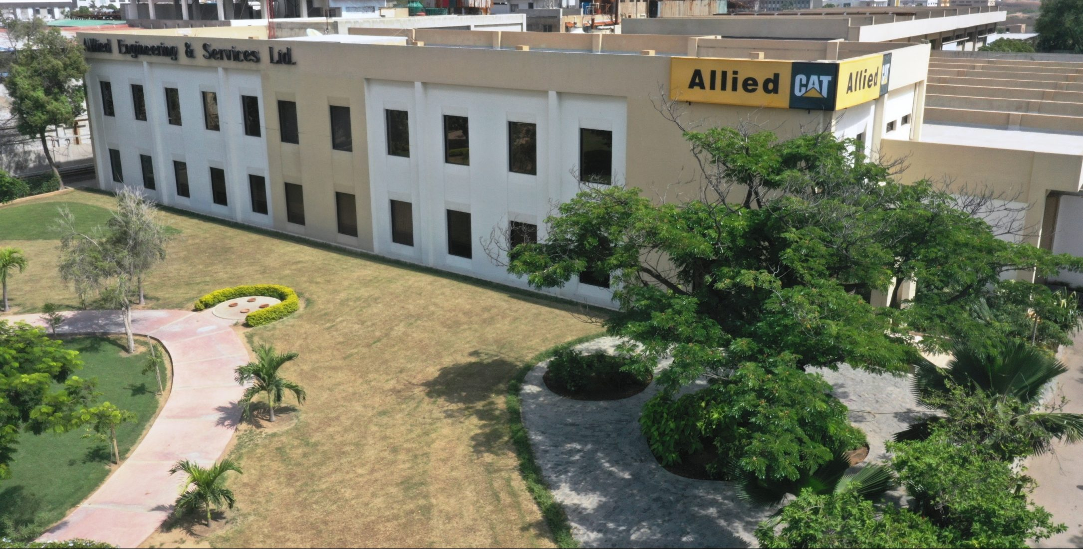 Allied Engineering Head Office Karachi